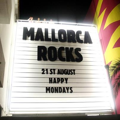 MallorcaRocks HappyM
